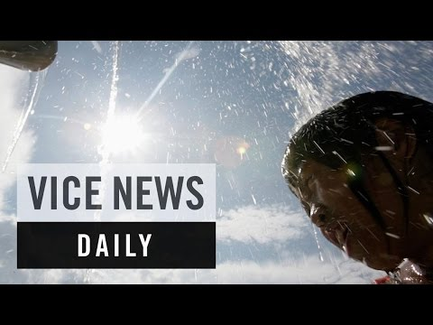VICE News Daily: Tokyo Heat Wave Breaks Records