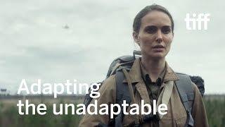 ANNIHILATION's Mind-bending Adaptation | Alex Garland | TIFF 2018