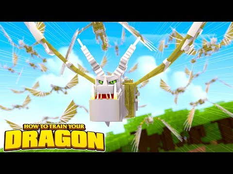 ARMY OF BONEKNAPPERS & BABY NIGHTFURY! - How To Train Your Dragon w/TinyTurtle