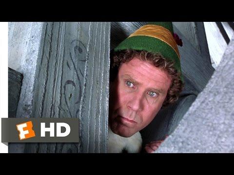 Elf (1/5) Movie CLIP - Buddy Realizes He's Human (2003) HD