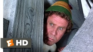 Elf (1/5) Movie CLIP - Buddy Realizes He