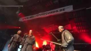 Complete concert - HEIMATAERDE (live@Hörnerfest 2014) HD