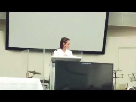 Rachal Mills -sermon (part 1)#Grace