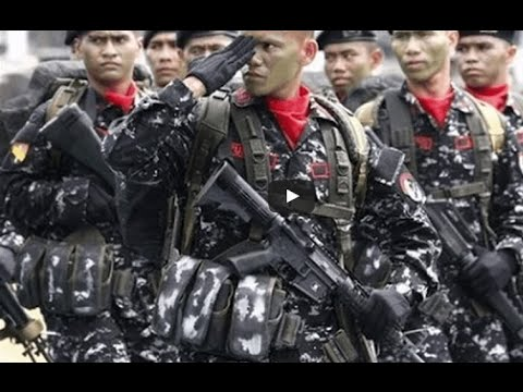 Philippine Scout Ranger Documentary - Deadliest Elite Fighti