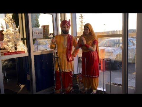 Indian Grocery Shopping In NE Calgary