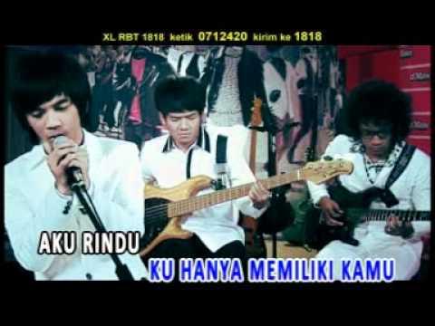 d'Masiv - Rindu Setengah Mati (Karaoke)