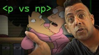 P vs NP on TV - Computerphile
