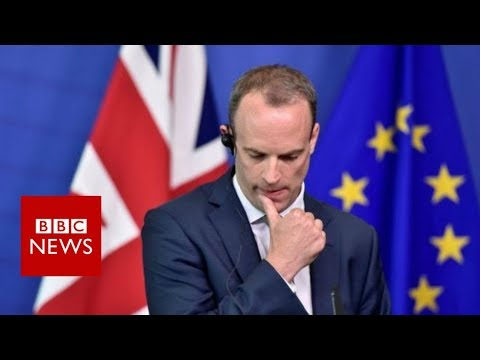 Brexit Secretary Dominic Raab resigns - BBC News