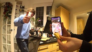 Tubbo Does a Cooking Stream with his Sister!