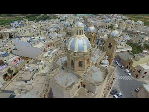 Malta birds eye view part I