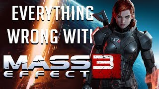 GamingSins: Everything Wrong with Mass Effect 3