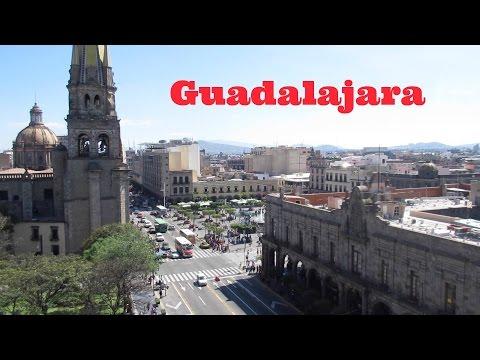 De paseo por Guadalajara (centro)