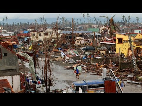 Geopolitics and the Philippines Typhoon