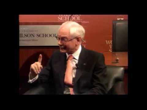Van Rompuy, Europe: Continent in Crisis?