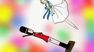 あらすじ:一本足の兵隊が、踊り子に恋をしました。 制作:福娘童話集 イ...