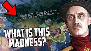 What If White Russia Won Not The Reds?! HOI4