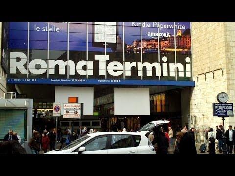 Rome Ciampino Airport Bus to Roma Termini Main Station