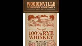 Woodinville Rye Whiskey Review - On the Rocks