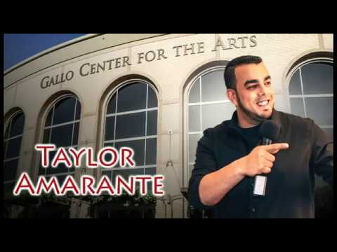 Taylor Amarante - Portuguese American Stand Up Comedy