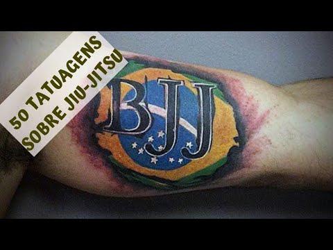 50 Tatuagens Sobre Jiu Jitsu Tatoo For Bjj