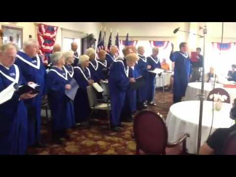 American house choir sings the u s air force song youtube for Www americanhouse com