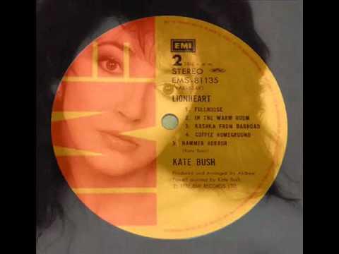 KATE BUSH -- #1 -- Symphony in Blue