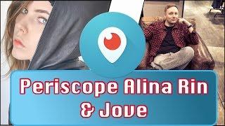 Alina Rin & Jove: танцы, Зойдберг, про Murazor tv