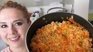 Cómo hacer arroz rojo con medidas exactas? no se bate, no se pega!