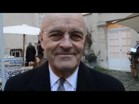 L'ambassadeur Gunnar Lund sur l'inauguration de #66NSuède