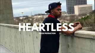 [FREE] Roddy Ricch x Lil Baby Type Beat 2018 - Heartless | @FeezieProduction