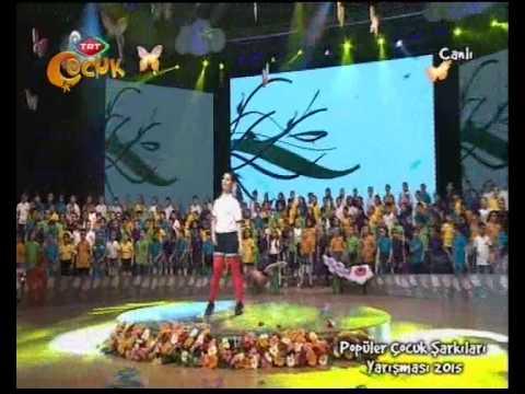 2015 TRT Popüler Çocuk Şarkıları Yarışması'nda 1. olan Şarkı