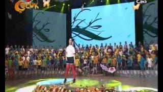 """2015 TRT Popüler Çocuk Şarkıları Yarışması'nda 1. olan Şarkı """"Bilmece"""""""