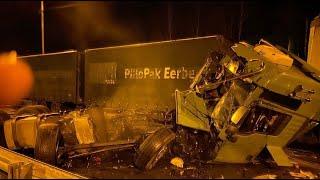 Фото Уснул и вылетел через лобовое стекло Дтп на погранпереходе «Бурачки — Терехово»
