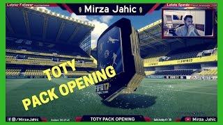 TOTY PACK OPENING | WEEKEND LEAGUE XXL PACKS - ZIEHEN WIR EINE BLAUE KARTE? | FIFA 17 ULTIMATE TEAM