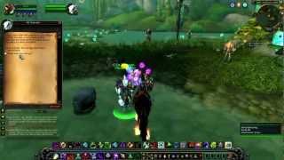 WoW MoP - Jadewald - Das Perlflossenproblem - Jadeforest - The Pearlfin Situation