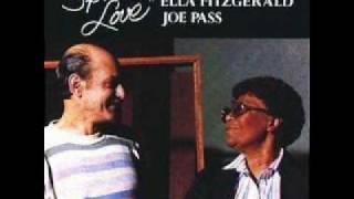 Joe Pass & Ella Fitzgerald - Blue and Sentimental