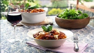 Fast Ed: Sausage, Pepperoni And Cherry Tomato Penne Ep 18 (31.05.2013)