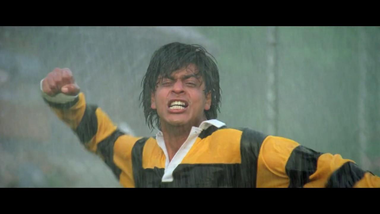 DDLJ Shahrukh Khan Entry Scene #srk #ddlj #shahrukh #dialogues ...