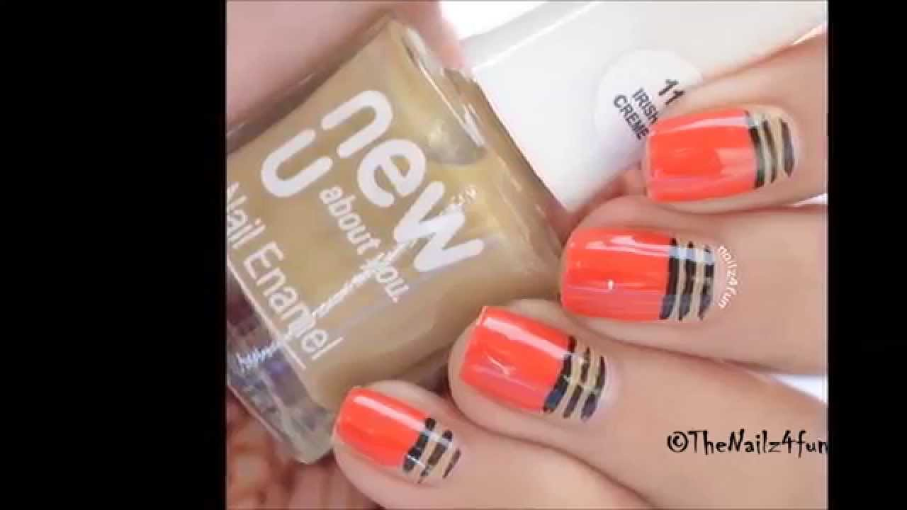 No Name Nail Art Will You Name It For Me Youtube
