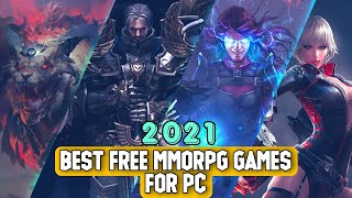 10 Best Free MMΟRPG Games For PC 2021 | Games Puff