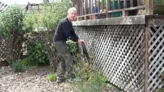 Drip Irrigation Kit - Deck Garden Kit (part 1)