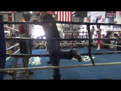 Corona shortchanged at Rock Boxing in Salinas, CA