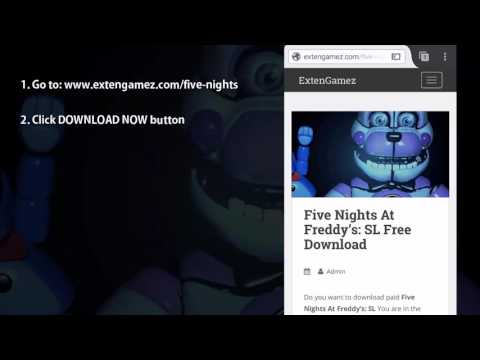 Five Nights At Freddy's: SL Free Download
