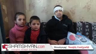 Ծառայության ընթացքում ծանր հիվանդություն ստացած 3 երեխաների հայրը գտնվում է ծայրահեղ ծանր վիճակում