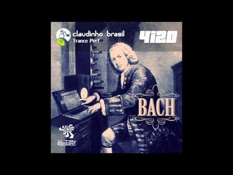 4i20 & Claudinho Brasil - Bach(Original Mix)