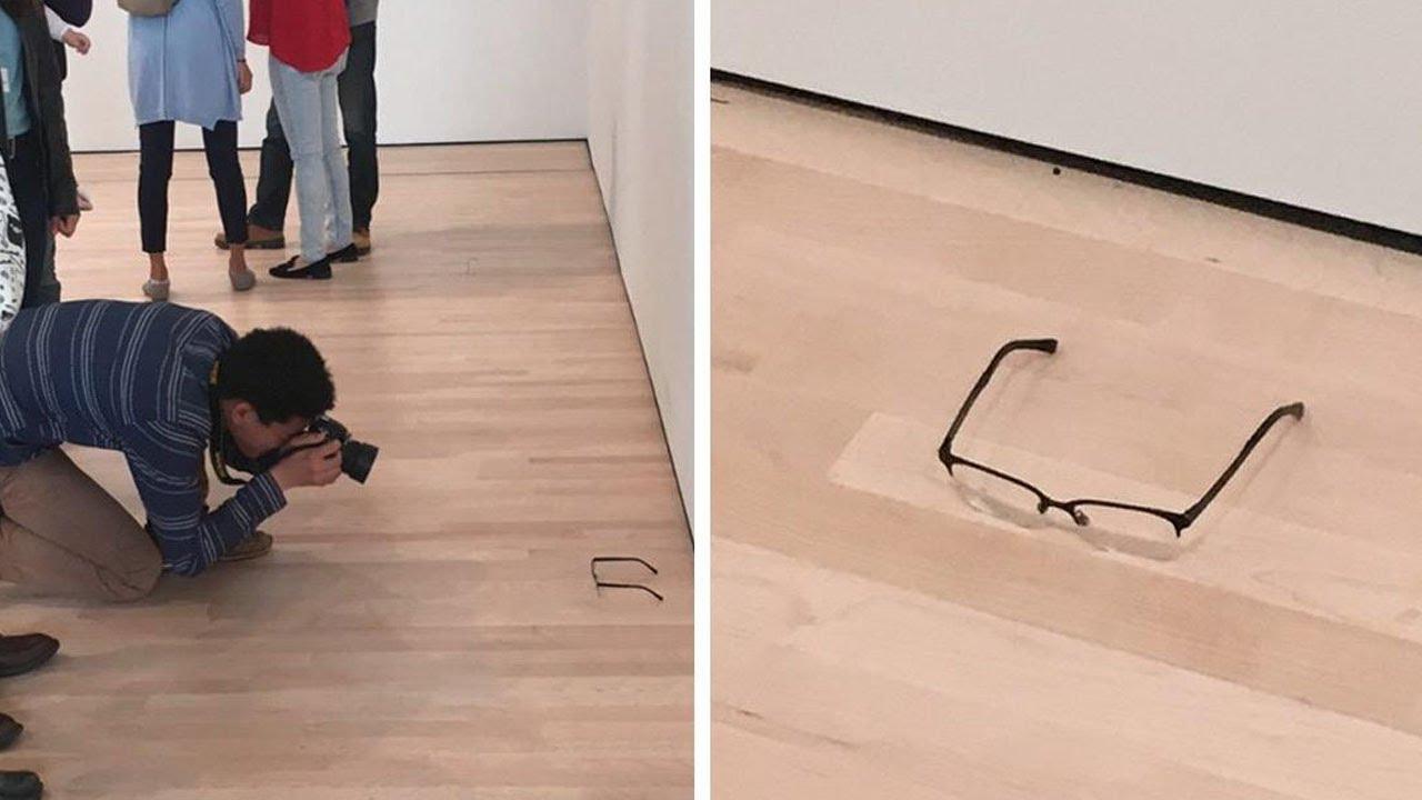 art buffs fooled by