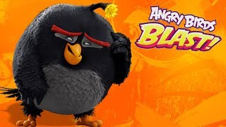 Angry Birds Blast - Rovio Entertainment Oyj Level 24-25 Walkthrough