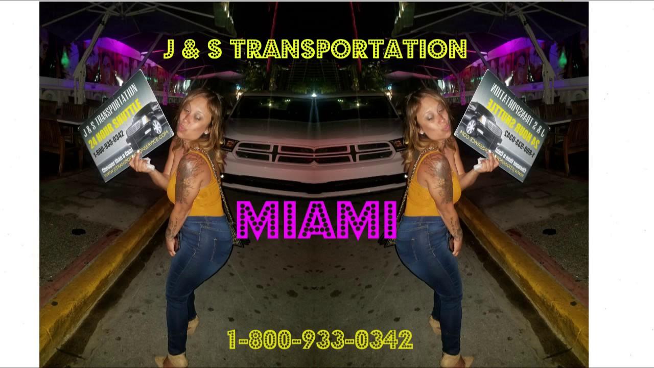 FREE TRANSPORTATION RIDES MIAMI-Cheaper than Uber or Lyft
