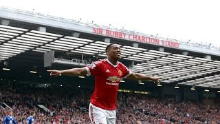 Manchester United 1-0 Everton | Goal; Anthony Martial | REVIEW