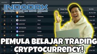 TUTORIAL TRADING CRYPTOCURRENCY DAN BELI BITCOIN UNTUK PEMULA !!